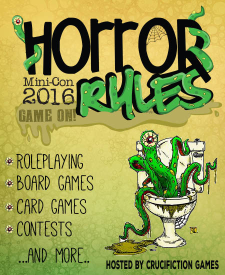 Horror Rules