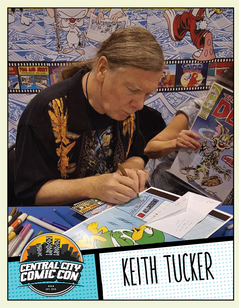 Keith Tucker